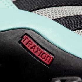 adidas TERREX AX2R Low Shoes Women ch solid grey/dgh solid grey/clear aqua